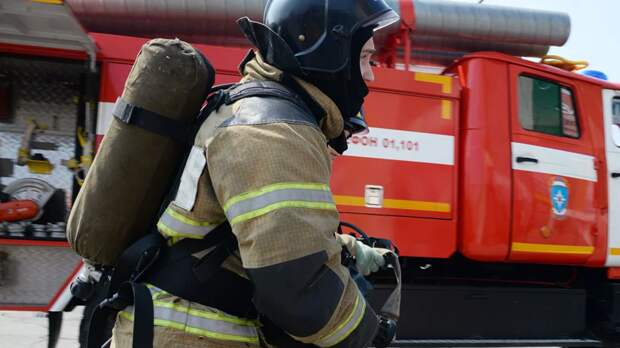 В Ульяновской области в результате пожара сгорело восемь квартир