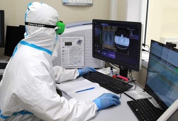 В России выявили 8554 новых случаев заражения коронавирусом 16 мая 2021 года