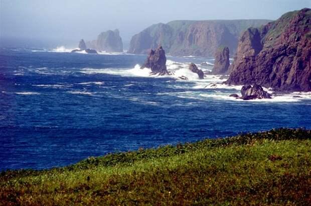 Рядом с Курильскими островами за сутки произошли семь землетрясений
