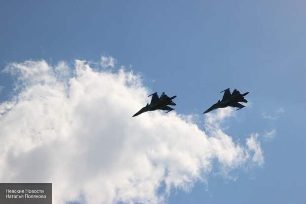 В EurAsian Times сообщили, что четыре самолета НАТО пытались проникнуть на территорию РФ