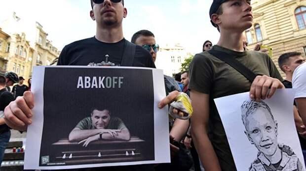 Полицейский беспредел на Украине: решится ли отреагировать Зеленский