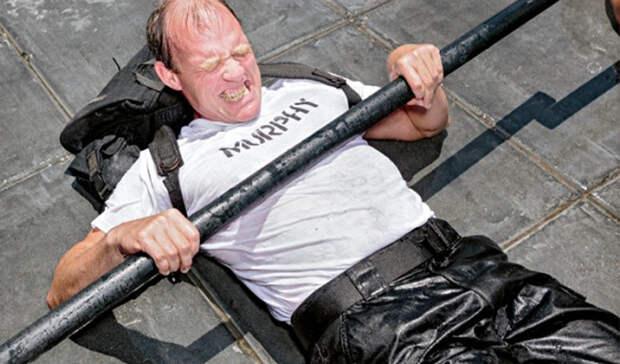 Как устроена самая жесткая тренировка в мире