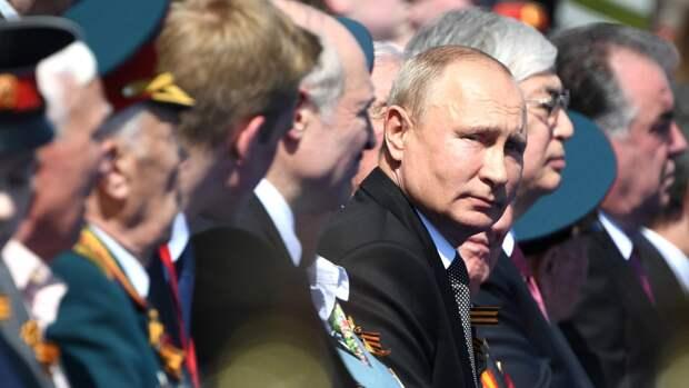 Владимир Путин заявил о недопустимости попыток реанимировать идеологию нацизма