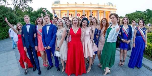 Ракова: в Москве 24 июля пройдет выпускной в Парке Горького