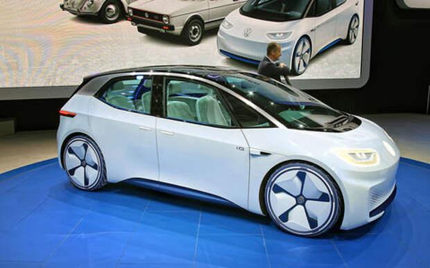 Бестселлер нового мира: Volkswagen намекнул на будущий электрокар