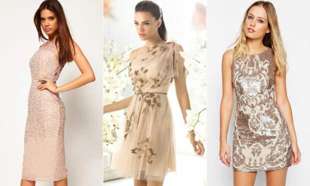 Платья в нежных тонах. \ Фото: google.com.