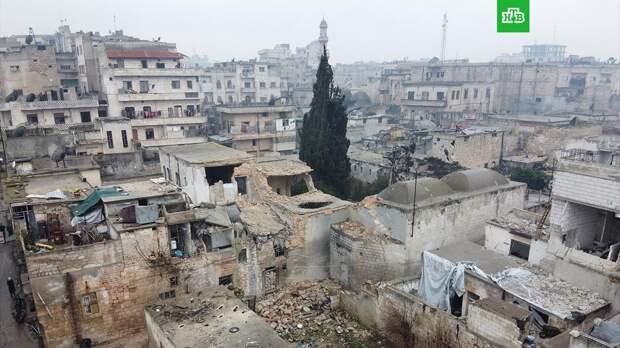 В Минобороны сообщили о подготовке боевиками инсценировки химатак в Сирии