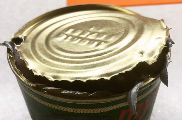 Взрыв «консервы» Крюковой повлек цепную реакцию – начали взрываться другие «консервы»