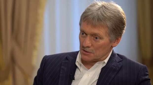 """Песков объяснил слова Путина о """"недобитых карателях"""""""
