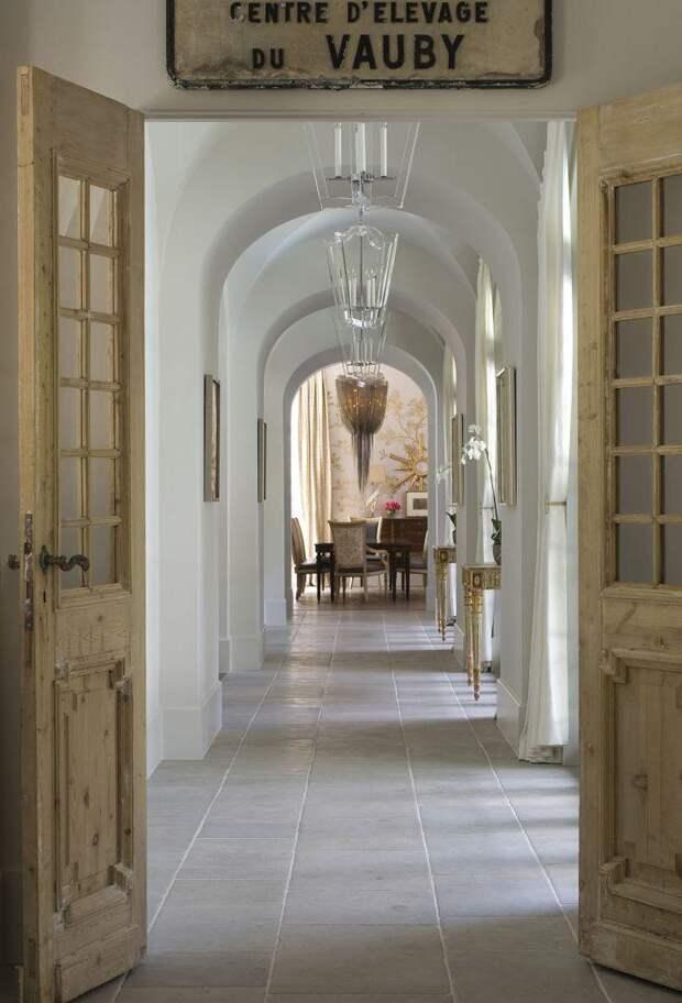 Как оформить арку в коридоре своими руками: несложные способы декора из гипсокартона (68 фото)