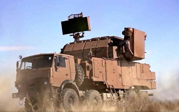 Появилось видео боевого применения ЗРК «Тор-М2» в Карабахе