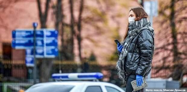Более 70 нарушителей масочного режима выявлено в торговых центрах ВАО