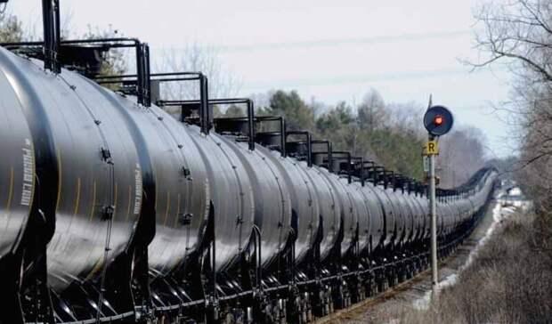 4,5млн тонн нефти поставит Москва Минску потрубопроводам вIквартале 2021 года