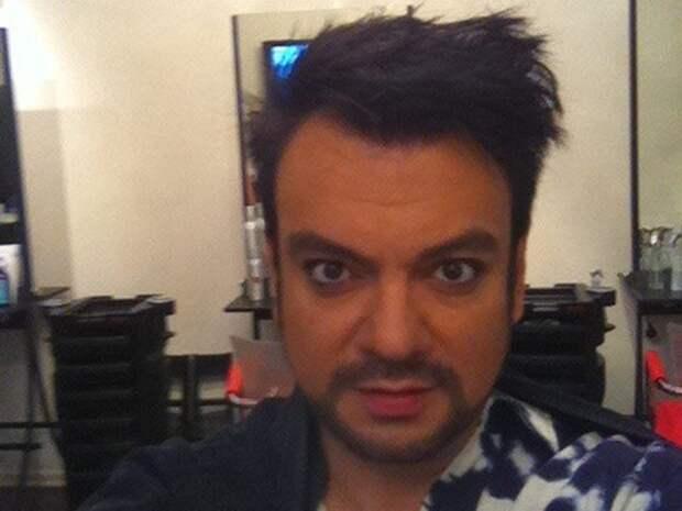 """Обнародовано видео приступа истерики, случившегося с Киркоровым во время шоу """"Маска"""""""