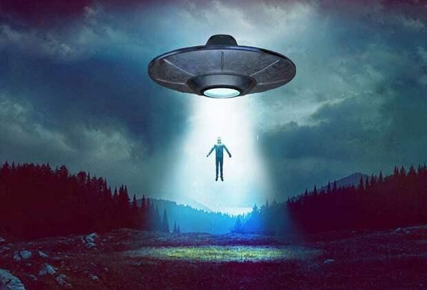 Похищение НЛО