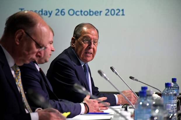 Лавров выступил за возобновление встреч всех северных форматов на политическом уровне