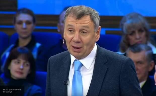 Марков: есть три условия, при которых американцы оставят Украину