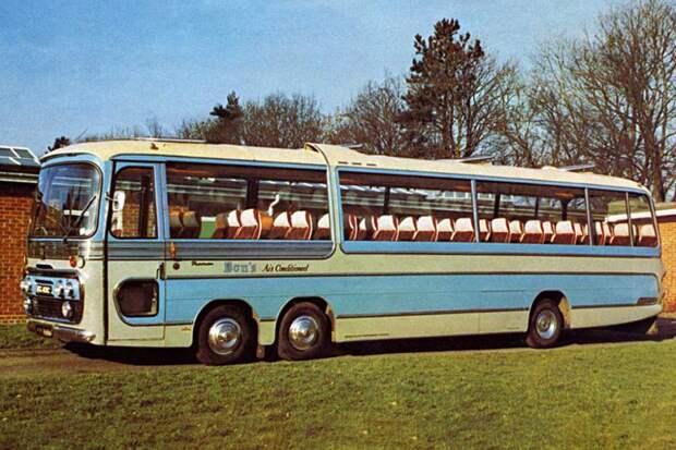 Bedford VAL14 Plaxton Panorama C52F автобус, автодизайн, дизайн