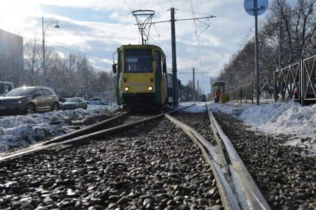 В Краснодаре на «нулевом» трамвайном маршруте работают 9 составов