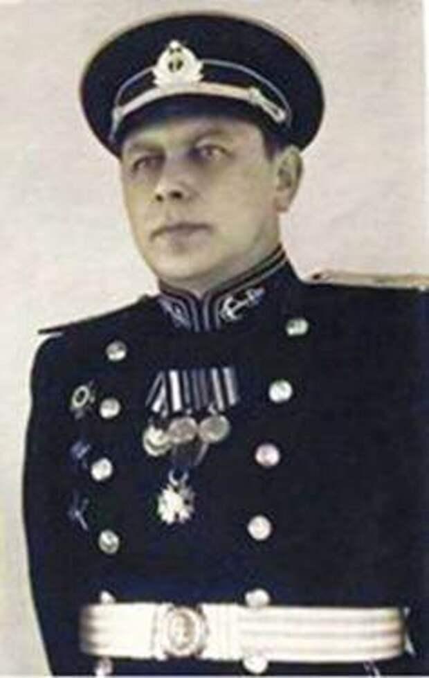 Королевский бал матроса Рудакова