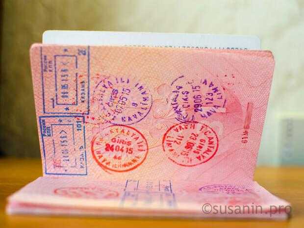 Загранпаспорта старого образца в Удмуртии оказались популярнее документов с биометрией