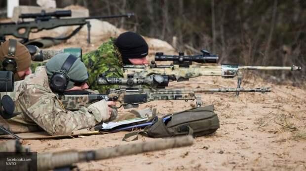 «Донбасс превратился в полигон НАТО»: ополченец ЛНР рассказал о снайперах из Прибалтики