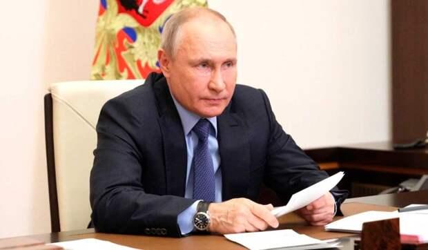 """Путин поддержал инициативу """"ЕР"""" о присвоении звания """"Город трудовой доблести"""" 11 городам"""