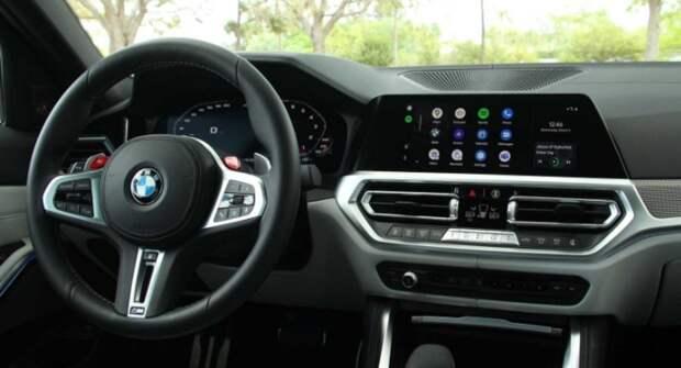 Обнародованы подробности о брутальном седане BMW M3 CS