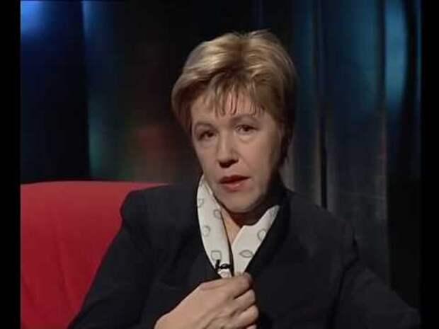 - Я считаю, что Явлинский - это вообще судьба России! Елена Мизулина в «Ночном полете». Эфир 14 марта 2000 г.
