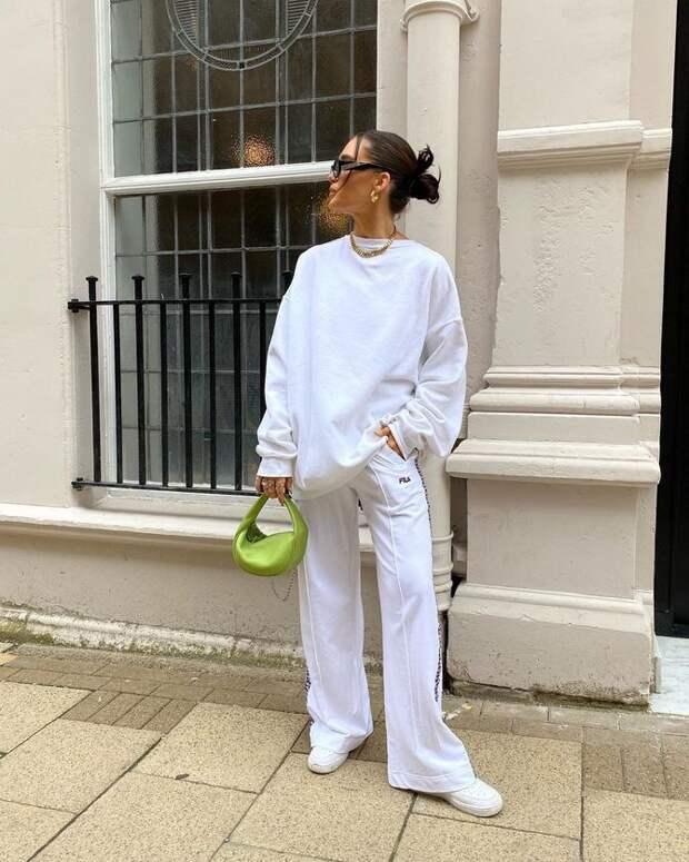 Женские спортивные костюмы — образы в стиле спорт-шик