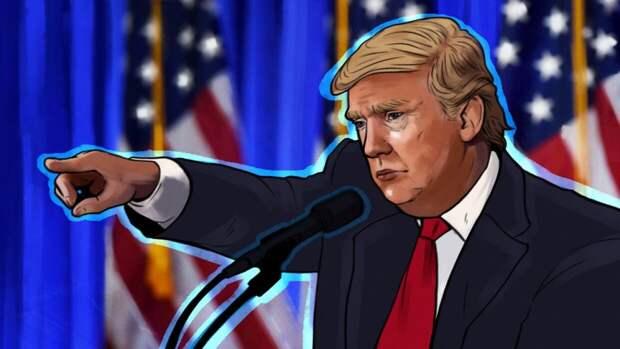 Трамп разработал свой веб-сайт для взаимодействия с избирателями
