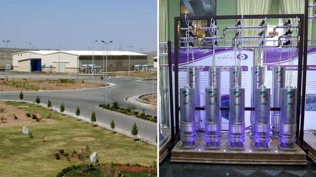 МАГАТЭ подтвердило обогащение урана до 60% в Натанзе
