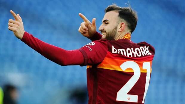 Оршич и Майораль вошли в число претендентов на звание лучшего игрока недели в Лиге Европы
