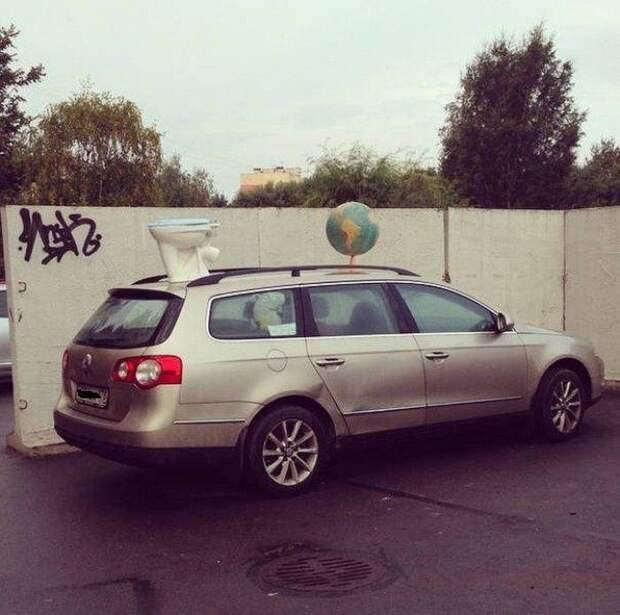 14 доказательств, что за неправильную парковку всегда наступает возмездие
