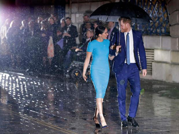 Принц Гарри назвал причину отказа от жизни в королевской семье