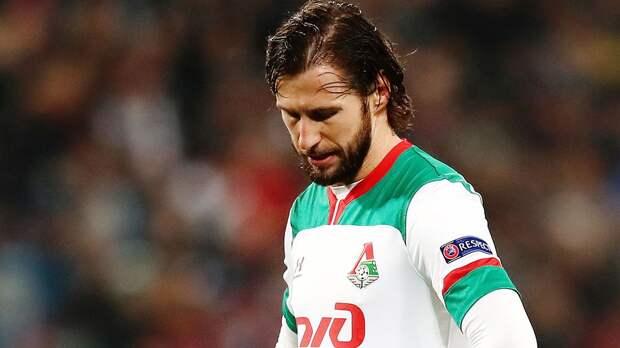 Крыховяк заявил, что не планирует покидать «Локомотив»