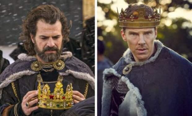 Одни и те же костюмы, использовавшиеся в разных фильмах