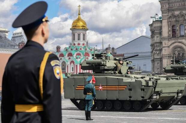 Синоптики рассказали о погоде в День Победы в Москве