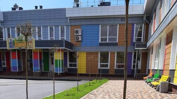 Сроки открытия двух новых детсадов по нацпроекту назвали в Ставрополе