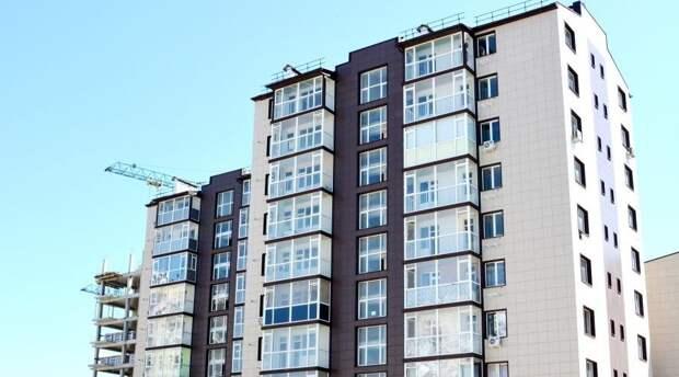 Завершается оформление квартир в новом многоквартирном доме в Симферополе