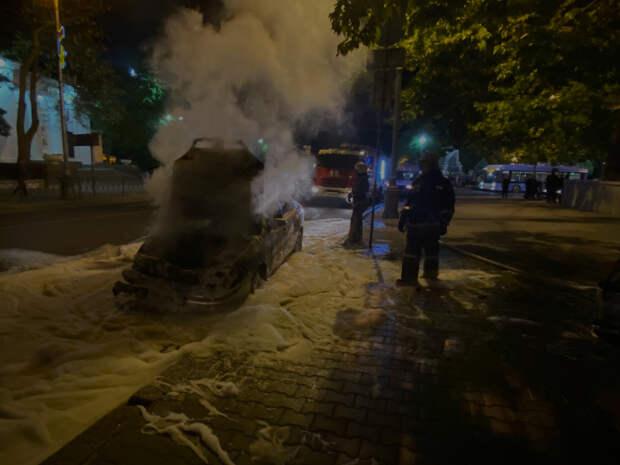 Мужчину жестоко избили после ДТП на проспекте Нахимова в Севастополе