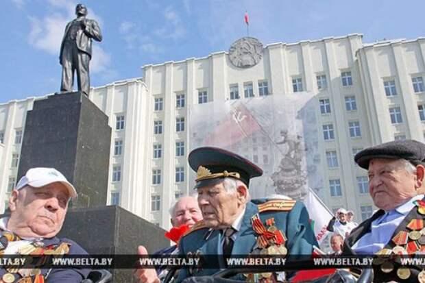 В Могилевской области проживает чуть более 280 ветеранов.