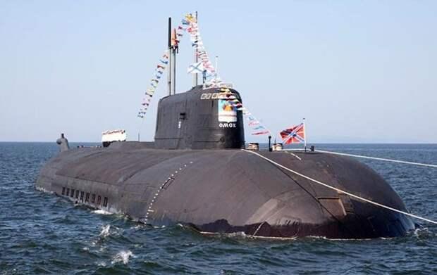В США сообщили о всплывшей российской подлодке у берегов Аляски