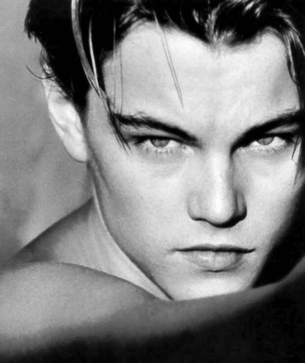 Самые известные личности 90-х: Леонардо Ди Каприо