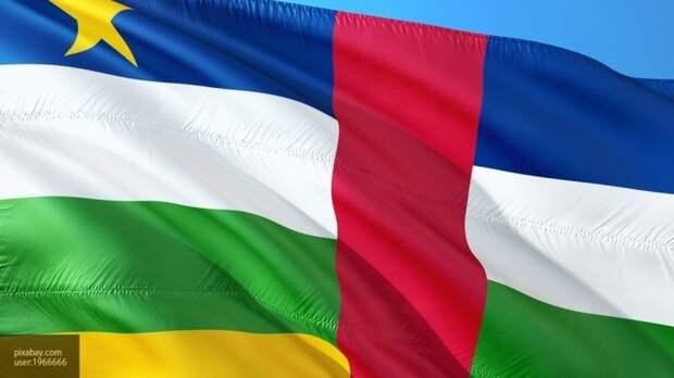 Лавров провел переговоры с президентом ЦАР в Москве