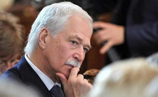 Грызлов: Украина отказывается вести переговоры по Донбассу в очном формате в Минске