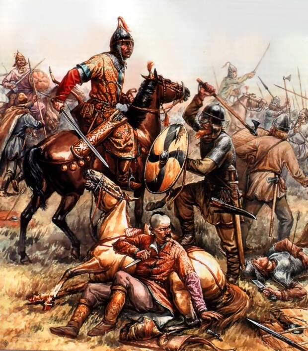 Гибель князя Святослава: кто насамом деле убил Александра Македонского древнерусской истории