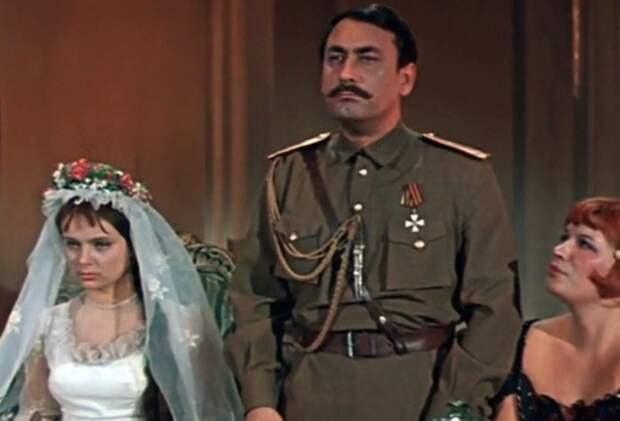 Кадр из фильма *Свадьба в Малиновке*, 1967 | Фото: meta.ua