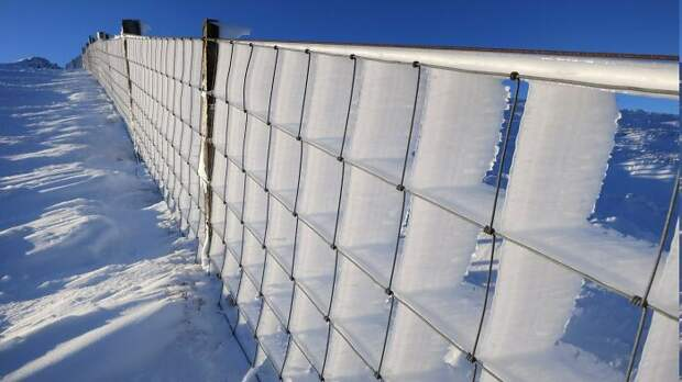 Рай перфекциониста: 10+ зимних фото, от которых невозможно оторвать взгляд