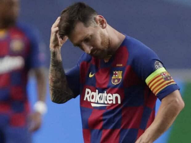 Месси подарил «Барселоне» надежду на чудо и сам же похоронил ее. В среду в Лиге чемпионов обошлось без сенсаций